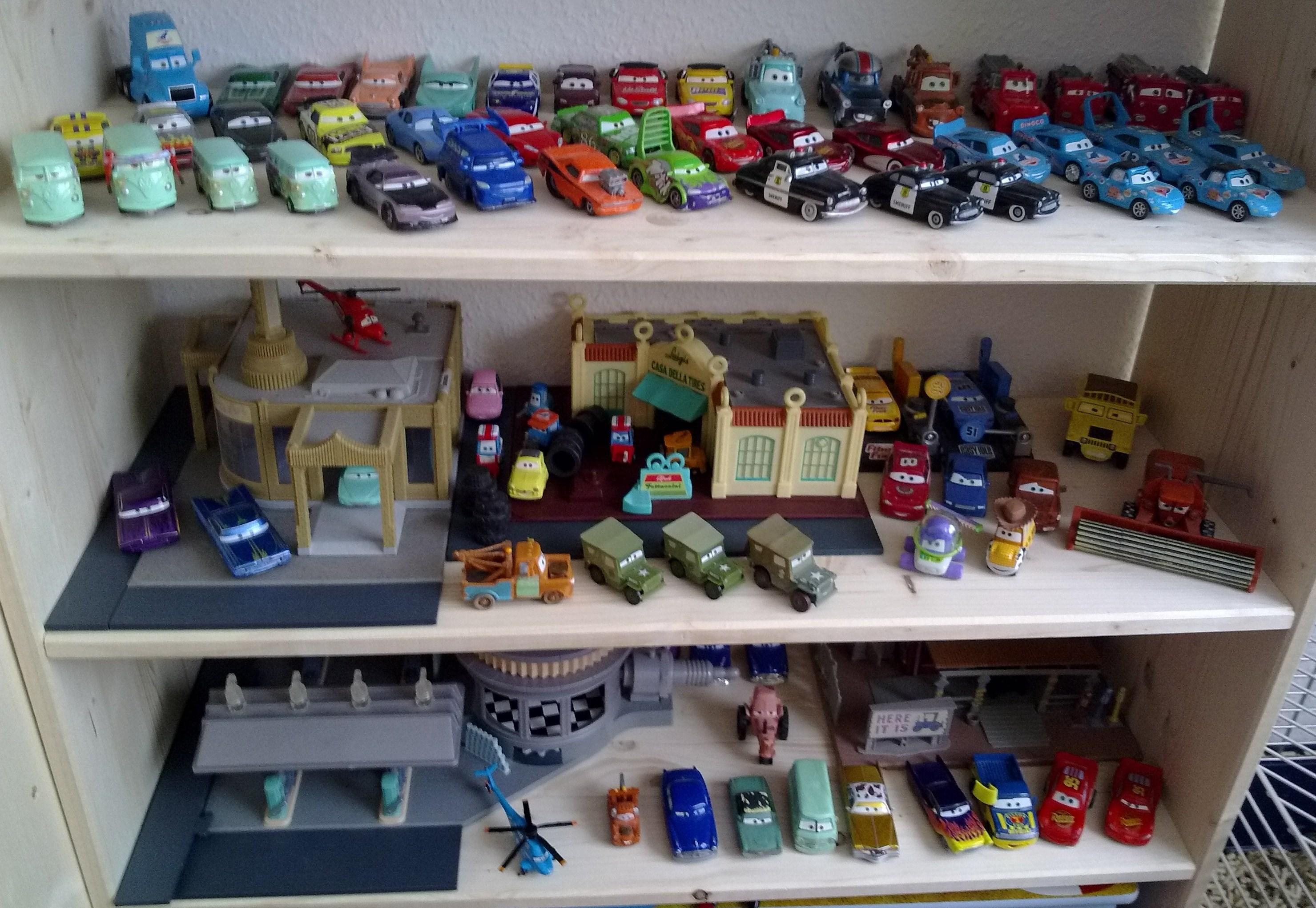 www.Cars-Corner.de - Die Welt der Disney Pixar Cars